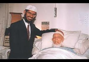 ديدات الأكبر.. الداعية الهندي ذاكر نايك الذي ينصح العالم بدراسة الإسلام وليس المسلمين