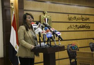 وزيرة التضامن: مكافحة الإدمان لا تقل أهمية عن قضية الإرهاب