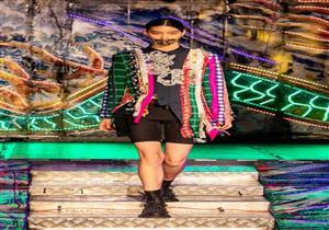 مواد معاد تدويرها وأقمشة صديقة للبيئة.. هكذا كان أسبوع الموضة في شنجهاي