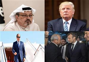 حدث ليلاً.. الرئيس السيسي يصل القاهرة وساويرس يلتقي ماكرون