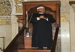 خطيب الجامع الأزهر: هذا منهج الأنبياء وشعار الصالحين ودأب المخلصين