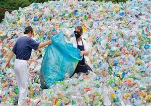 تكدس نفايات البلاستيك في اليابان بعد حظر الصين استيرادها