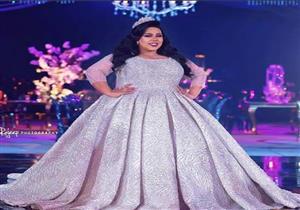 """بالفيديو .. شيماء سيف ترقص في حفل زفافها على """" طلي بالأبيض"""""""