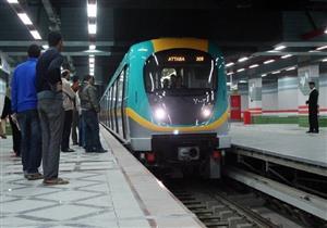 """""""مترو الأنفاق"""": بدء التشغيل التجريبي لمنطقة 4A من الخط الثالث"""