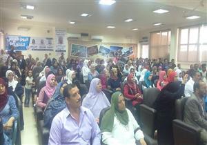"""""""صحة جنوب سيناء"""" تحتفل باليوم العالمي للتمريض وتكرّم المتميزين"""