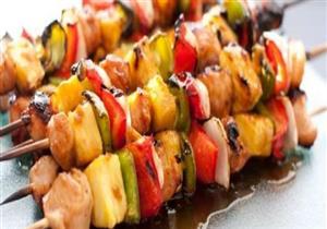 لمحبي الدجاج.. وصفة شيش طاووق على الطريقة المكسيكية