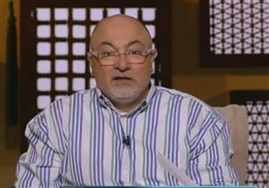 بالفيديو.. خالد الجندى: السماء والأرض تبكيان على الصالحين