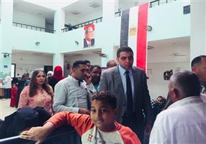 """أمانة """"مستقبل وطن"""" بالقاهرة تنظم قافلة طبية لأهالي السلام"""