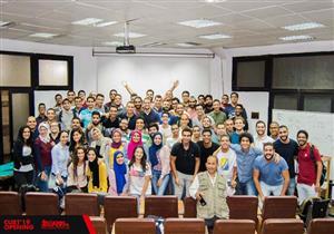 """بـ76 طالبًا.. فريق """"هندسة القاهرة"""" يبدأ رحلة تصنيع أول سيارة """"فورمولا"""" بالكهرباء"""