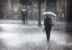 """""""أمطار غزيرة"""".. الأرصاد تكشف حالة الطقس خلال الأسبوع الحالي"""
