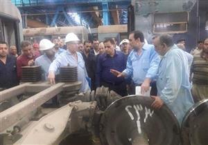 رئيس هيئة السكك الحديدية في بني سويف: نسعى لتطوير البنية الأساسية والقطارات