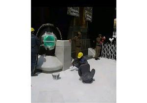 فيديو- ما حقيقة إزالة الشاذروان حول الكعبة المشرفة؟