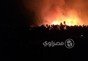 حدث ليلاً  حريق في قرية بأسوان.. وهنا شيحة تثير الجدل