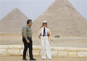 """خبيران: زيارة ميلانيا ترامب لمصر """"دعاية مجانية"""" للسياحة"""