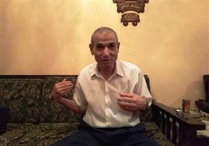 """في ذكرى أكتوبر.. """"مصطفى الحموي"""" يروي قصة إسقاطه 4 طائرات إسرائيلية (فيديو وصور)"""