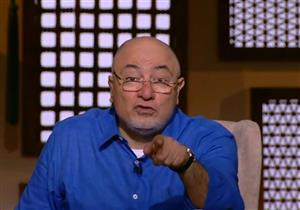 """بالفيديو.. خالد الجندى: هناك نوعان من الرّسُل.. وهذه الرسائل """"ربنا باعتهالك"""""""