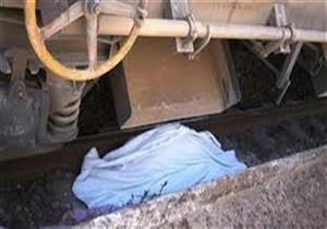 مصرع شاب أسفل عجلات قطار في بني سويف