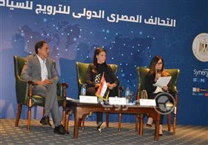 """""""المشاط"""": السياحة ركيزة أساسية لاقتصاد مصر.. وهدفنا النهوض بها"""