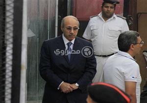 """الجنايات تستمع لشهادة حبيب العادلي في قضية """"اقتحام السجون"""""""