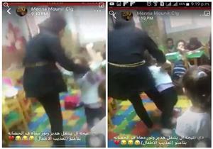 قرار عاجل من التضامن بشأن فيديو تعذيب طفلة داخل حضانة بالإسكندرية