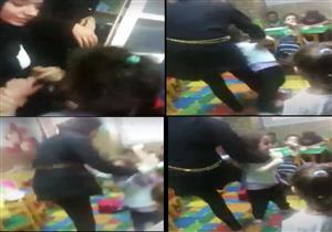 """والد طفلة """"فيديو التعذيب"""" في حضانة الإسكندرية يكشف معلومات جديدة عن الواقعة"""