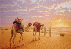 بحيرى الراهب.. لقي النبي وهو طفل وبشَّر بنبوّته وحذر عمّه من الروم واليهود