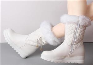 الأحذية الشتوية تهدد سلامة قدميك في هذه الحالة.. نصائح ضرورية