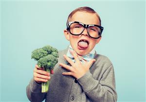 طفلك لا يأكل البروكلي؟.. جربيه بيوريه بالشيدر
