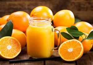 كوب واحد من عصير البرتقال يحمي من الخرف المبكر