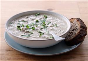 حساء الكرفس والمشروم.. وجبة خفيفة لراغبي خسارة الوزن