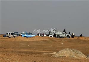 """""""أمن الفيوم"""" يواصل تمشيط المناطق الصحراوية ضمن """"العملية الشاملة 2018"""""""