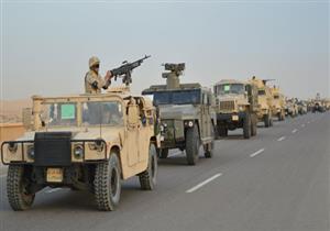 المتحدث العسكري: خطط التنمية لم تتوقف تزامنًا مع العملية الشاملة بسيناء