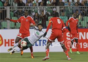أهداف (المصري 4 - جرين بوفالوس 0) الكونفدرالية