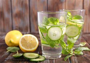 هل يساعد الليمون بالنعناع على التخسيس؟