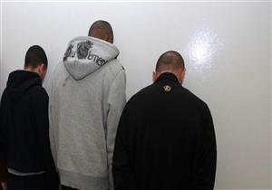الأمن يداهم وكر عصابة السرقات في منشأة القناطر