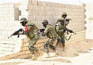 الرئاسة: القوة الغاشمة ضد الإرهاب بسيناء تتزامن مع التنمية الاقتصادية