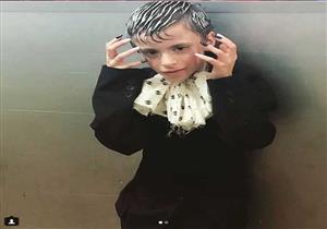 بالصور.. أصغر عارض أزياء في أسبوع الموضة بنيويورك عمره 10 سنوات