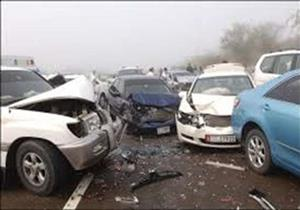 إصابة رئيس حي الجمرك في تصادم 4 سيارات شرق الإسكندرية