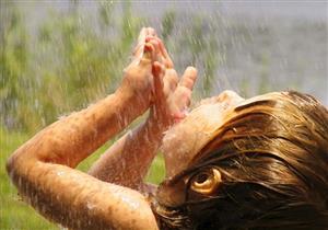 دعاء نزول المطر - الشيخ مشاري العفاسي
