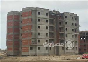 """طرح 4700 وحدة بـ""""سكن مصر"""" في المنصورة الجديدة مارس المقبل - صور"""
