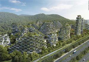 بالصور.. أول مدينة غابات في العالم