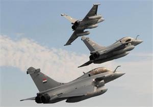 القوات المسلحة: طائراتنا أصابت 173 هدفًا بنسبة نجاح 100%