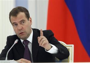 """ميدفيديف: النخبة الأمريكية تستغل """"قائمة الكرملين"""" لمحاربة ترامب"""