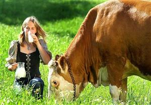 علماء أمريكيون يحذرون من تناول الحليب الطازج