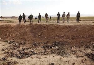 الجيش السوري يعثر على مقبرة تضم 34 عسكريًا ومدنيًا في الرقة