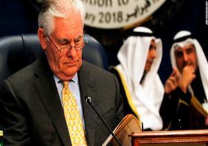 """""""سي إن إن"""": جولة تيلرسون في الشرق الأوسط عبثية وعقاب من ترامب"""