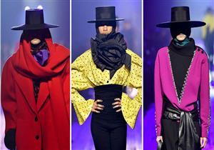 """غطاء الرأس عنوان """"مارك جايكوبز"""" بختام أسبوع الموضة في نيويورك"""