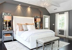 """طريقة تصميم غرفة النوم وفقًا لفلسفة """"فينج شوي"""" طاقة المكان"""