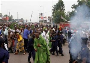 الأمم المتحدة تحذر من الإفراط في استخدام القوة ضد المتظاهرين الكونغوليين