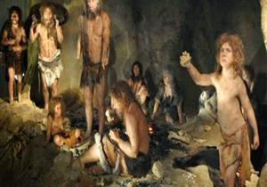 كيف كان أطفال العصر الحجري يعيشون؟